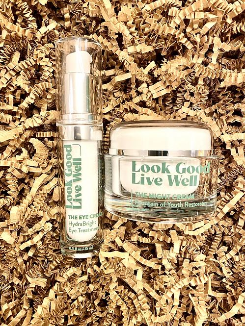Hydrate & Heal Duo *valued at $110