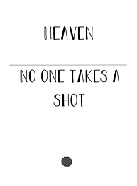 Second Chance Card - Heaven - (1) in Deck