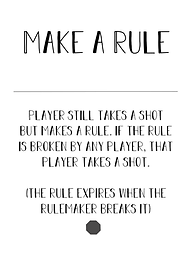 Second Chance Card - Make a Rule - (3) in Deck