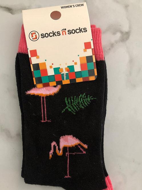 Women's Crew Socks - Socks 'n Socks