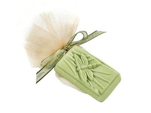 Eucalyptus Dragonfly-Shaped Guest Bar Soap