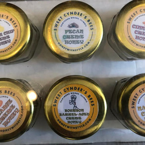 Amazing Local Honey that leaves everyone speechless!