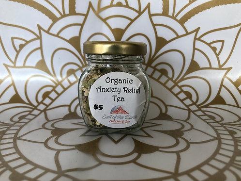 2oz Organic Loose Leaf Tea - Gypsy Crystals