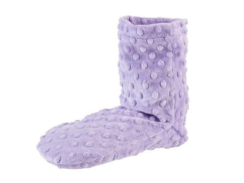 Luxurious Scented Spa Footwear - Sonoma Lavender