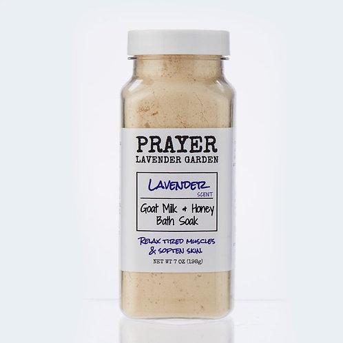 Lavender Goat Milk & Honey Bath Soak