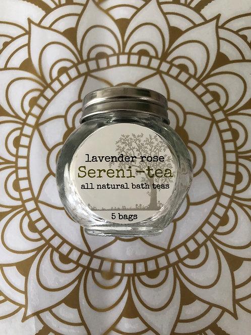 Serene-Tea - Lavender Rose (5 bags)