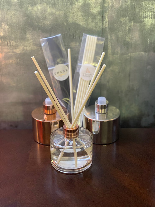Reed Room Diffuser by Decor Candles