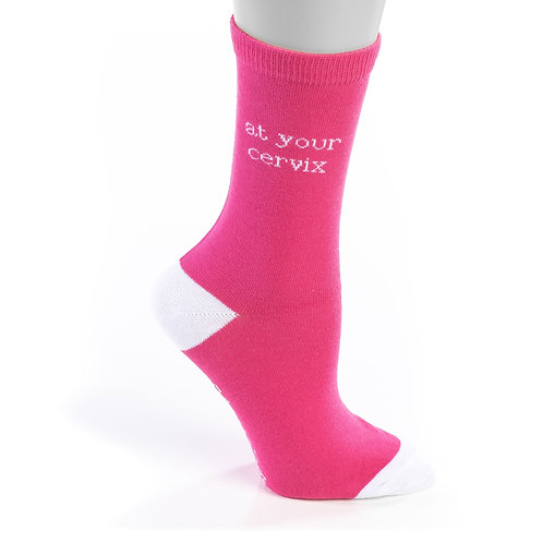 """Nurse"" Socks - Nurseology"