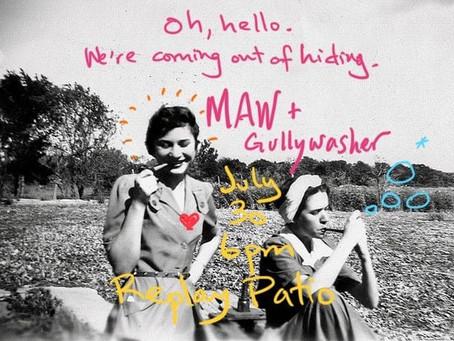 MAW/Gullywasher show