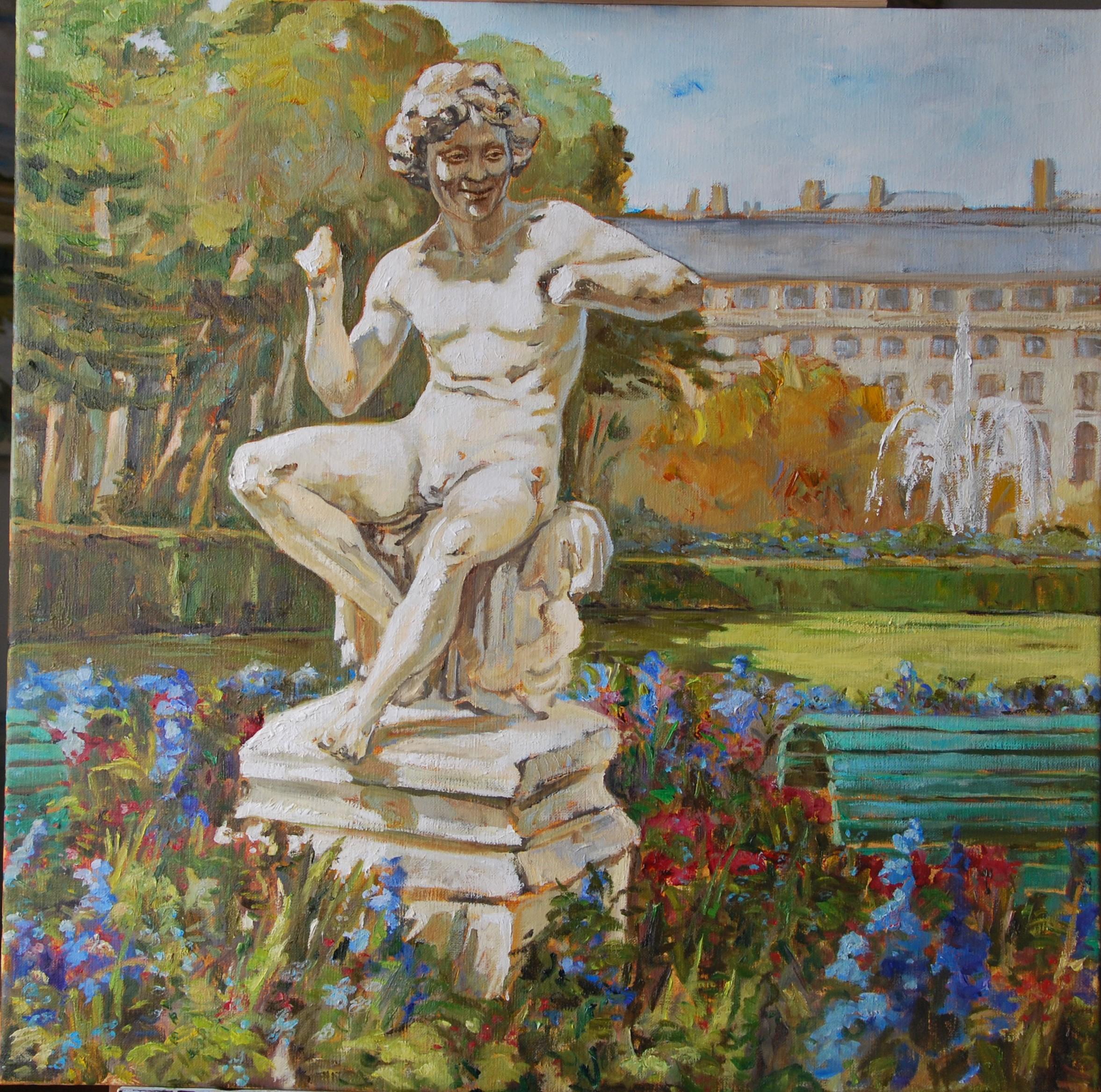 Palais-Royal, Mai. 80X80