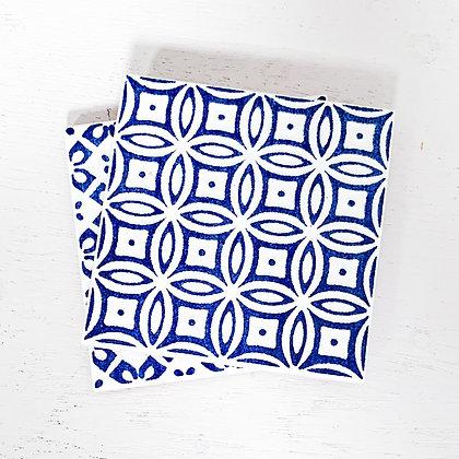 Moroccan Style Ceramic Coasters