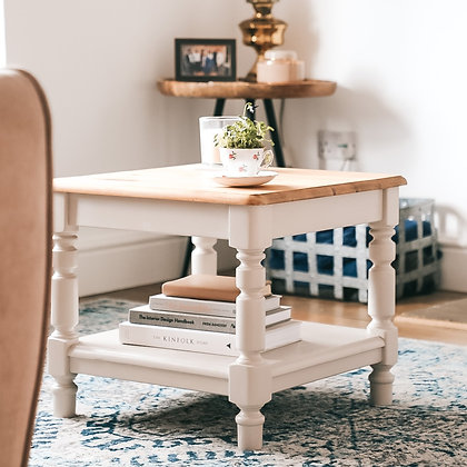 Rosalind   Square Coffee Table