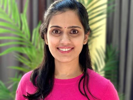 Staff Spotlight: Mansi Pandurangi