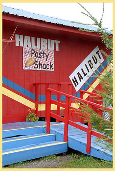 Halibut shack