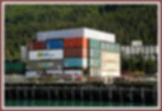 Docks at Alaska harbor