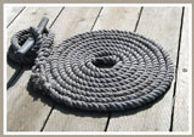 Docking rope