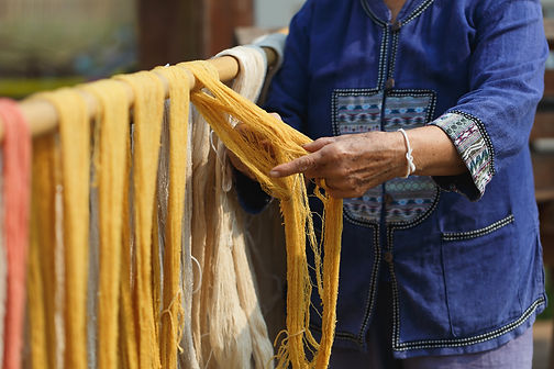 Cotton yarn,Dyeing color from natural,Dy