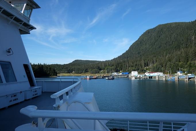 Juneau Coastline