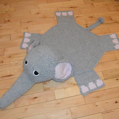 Elephant Play Mat PDF