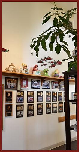 Cookie Jar Restaurant wall