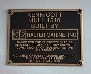 Kennicott Hull sign