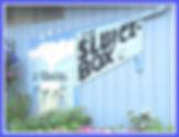 sluice box tavern sign