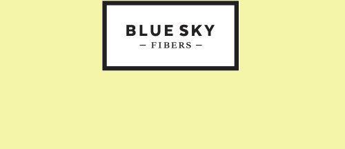Blue Sky Alpacas yarns