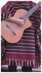 Latino guitarist
