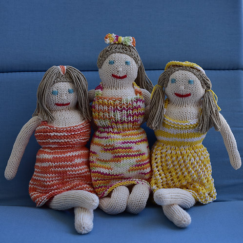 Seamless Summer Dolls PDF