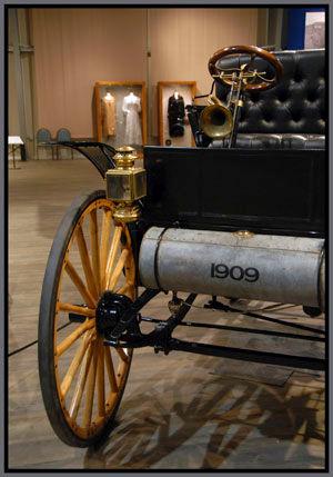 1909 automobile