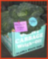 award winning cabbage