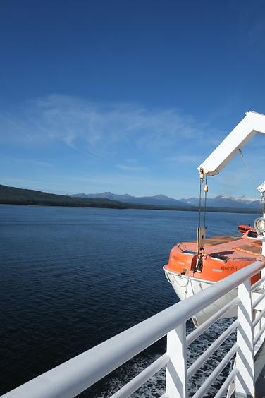 Kennicott Lifeboat Drill