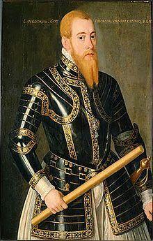King Eric of Sweden