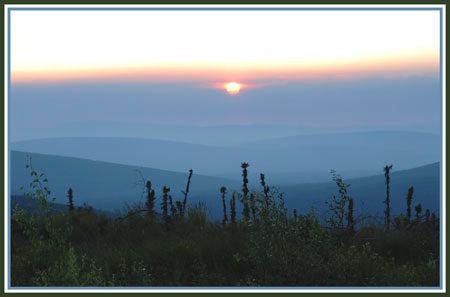 Alaska's Midnight Sun