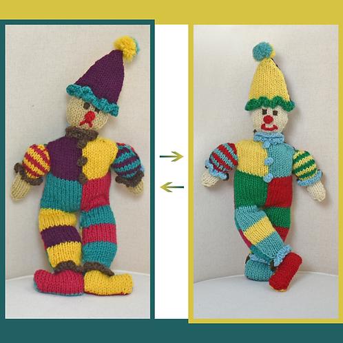 Don't Worry, Be Happy! Clown PDF