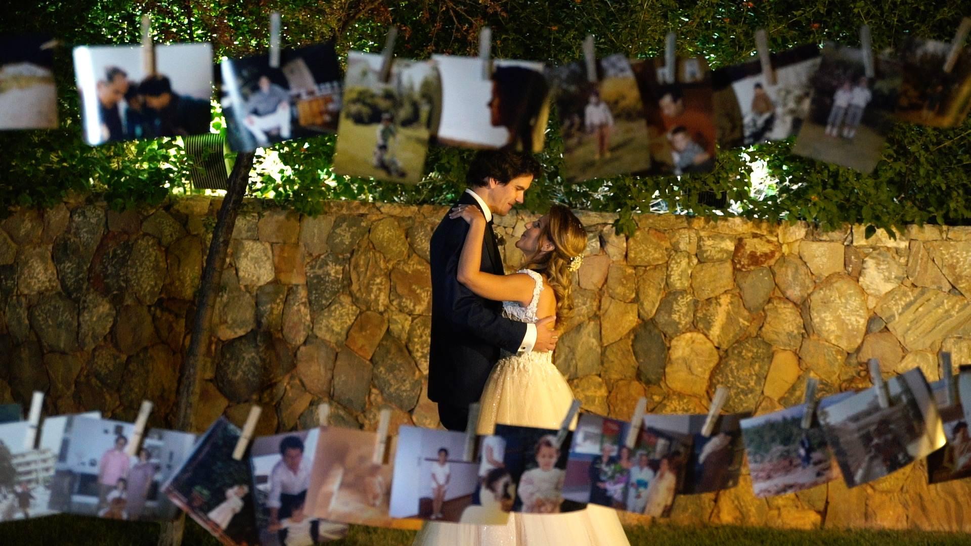 Φένια Nicolas Wedding Clip