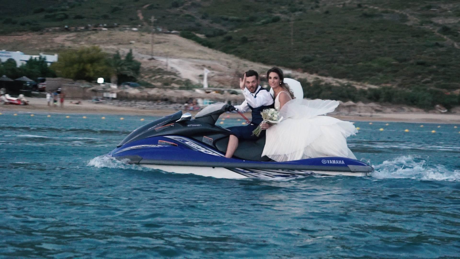 Ιφιγένεια Νίκος Wedding Clip Teaser