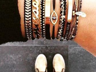 More is better! #getthelook #jewellery #