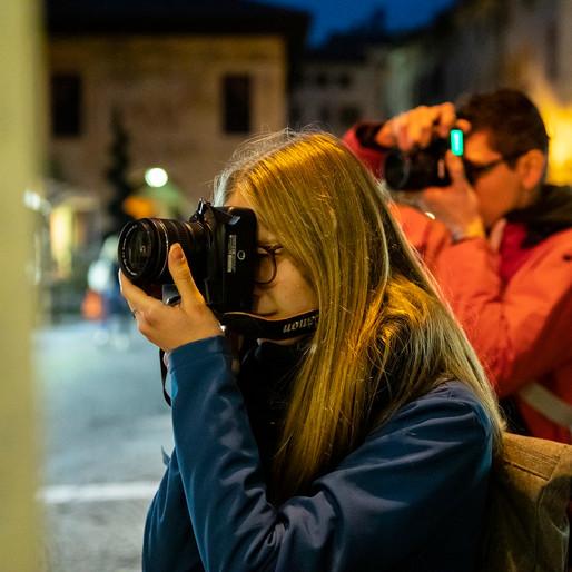 Corsi di fotografia a Treviso - Primavera 2019