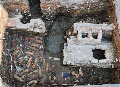 Lo scavo di piazza Santa Maria dei Battuti a Treviso - Pubblicazione su Archeologia Medievale XLVI