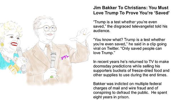 Jim Bakker Message