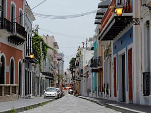 Viejo San Juan e La Perla.