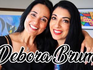 DEBORA BRUM - a brasileira que canta e encanta Puerto Rico!