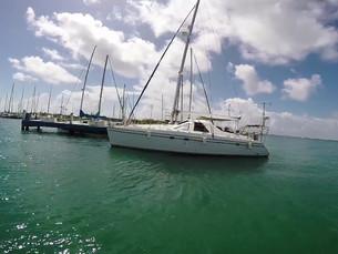 Curso de Sailing em Puerto Rico: terceira e última aula!