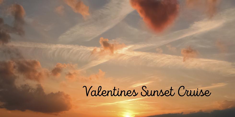 Men Valentines Sunset Cruise