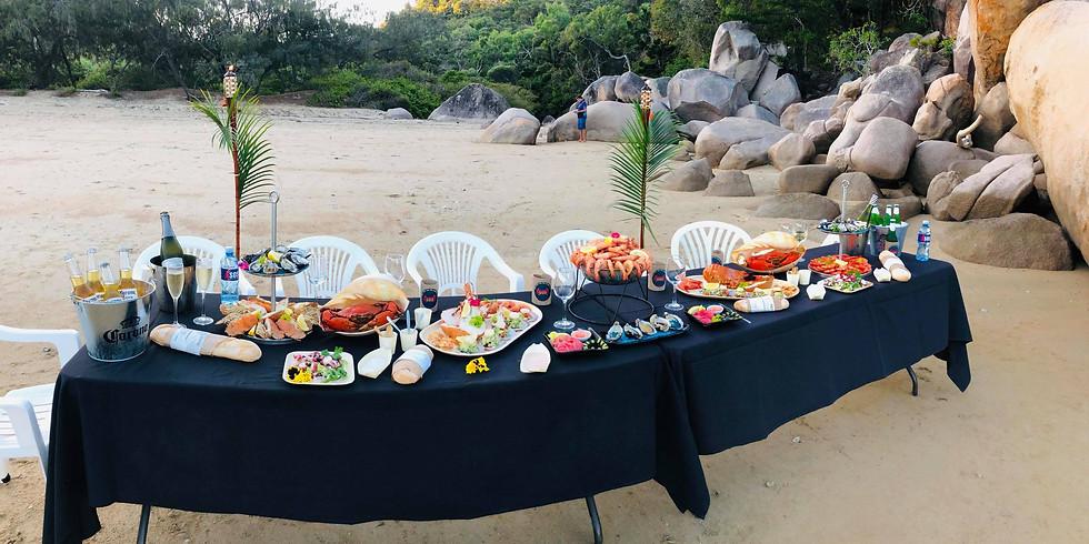 Exclusive Island Sunset Dinner