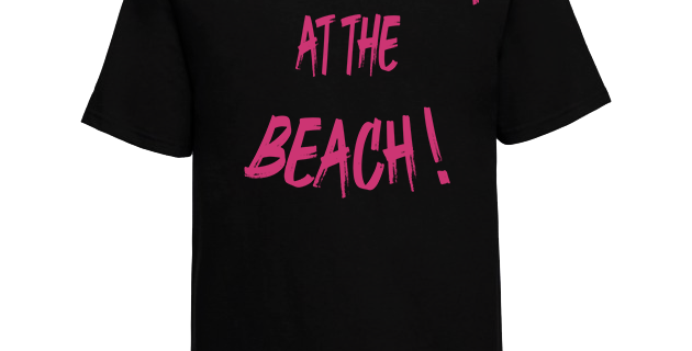 """T-shirt Cali """"Life Is Better At The Beach !"""""""