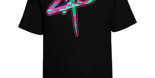 """T-shirt Cali """"Camo"""""""