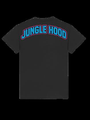 "T-shirt Cali x Jungle Hood ""Retro Miami H"""