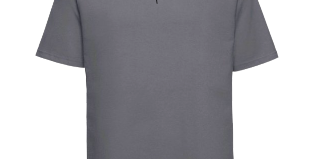 "T-shirt Cali ""Classic Plus"" Asphalt"